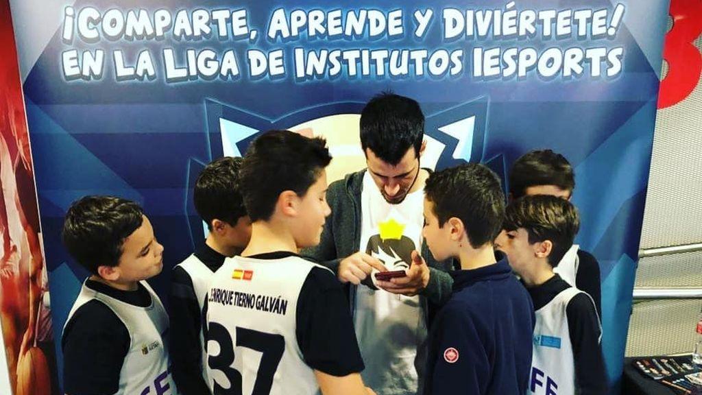 La ACB lanza una competición de videojuegos para luchar contra el acoso escolar en los institutos