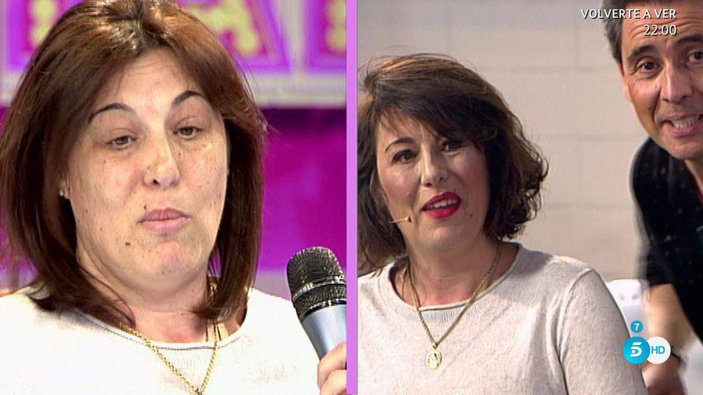 'Cámbiame cam': Moncho transforma a Mónica en 30 minutos