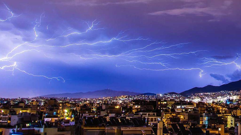 Los rayos, amenazados también por el cambio climático: hablamos con un experto