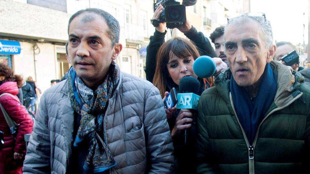 La expareja de Sonia Iglesias se niega a declarar en la comisaría de Pontevedra