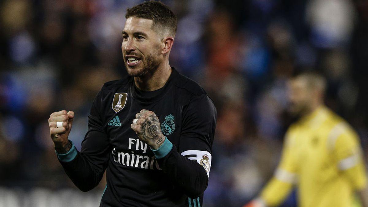 ¿Mosqueo en el Real Madrid? Ni Ceballos ni Bale salen en la última foto de grupo de Sergio Ramos