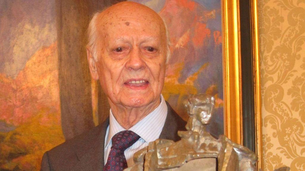 Muere el escultor salmantino Venancio Blanco a los 95 años