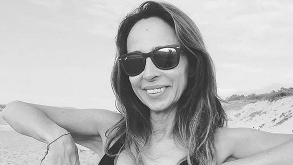 María Patiño pasa de nuevo por quirófano para lucir nuevo cuello