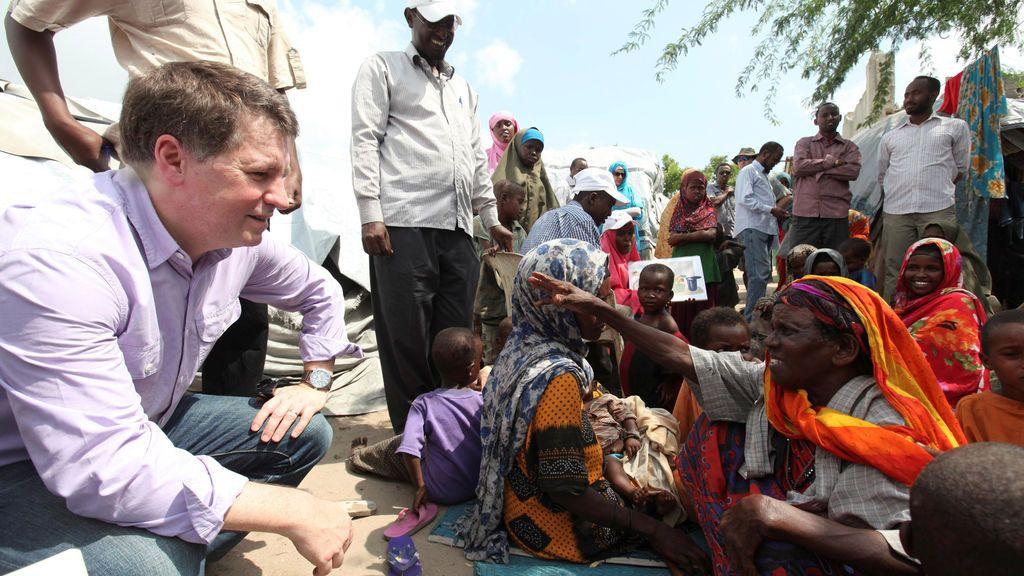 """Dimite el 'número dos' de UNICEF señalado de comportamiento """"inadecuado"""" hacia tres empleadas"""