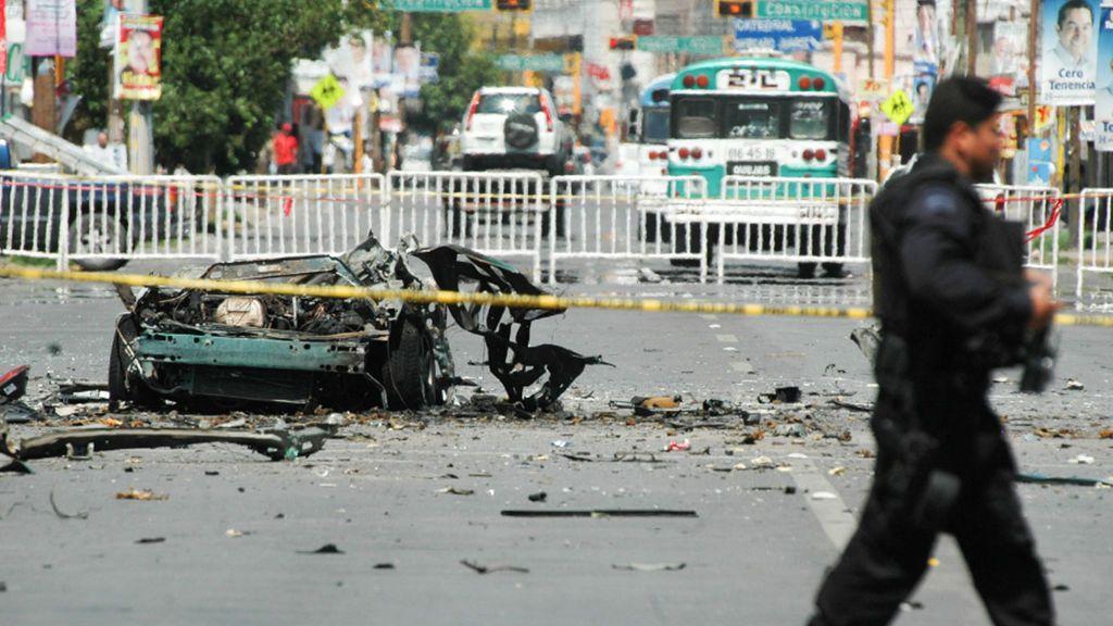 Récord de violencia en México:  2.156 homicidios en enero, el mes más violento desde 1997
