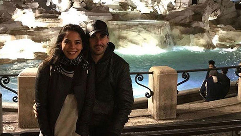 A Roma con amor: El tour más romántico de Melendi y su novia en la ciudad eterna
