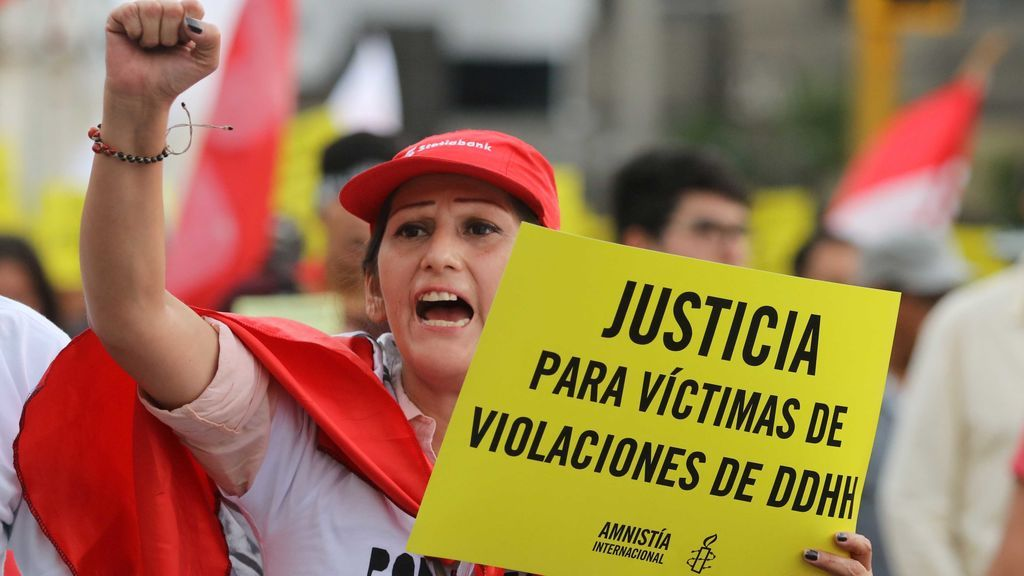 """Amnistía Internacional alerta sobre el inicio de una """"nueva era"""" en la que los DDHH ya no están garantizados"""