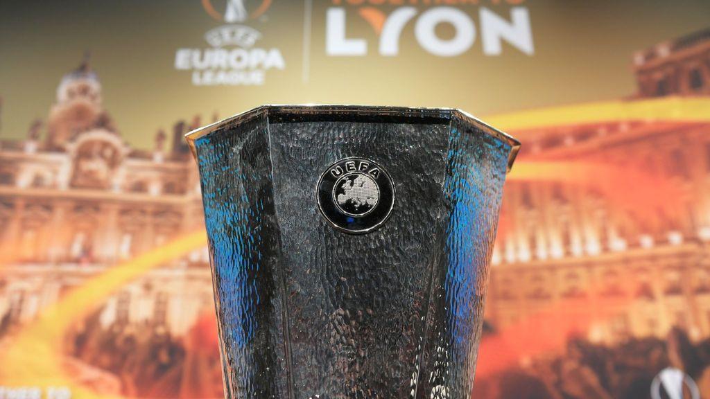 Atlético de Madrid-Lokomotiv y Marsella-Athletic de Bilbao, en octavos de la Europa League