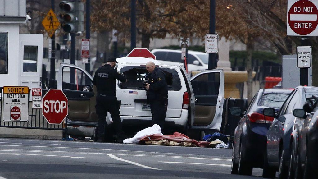 Un incidente con un vehículo activa las alarmas en la Casa Blanca