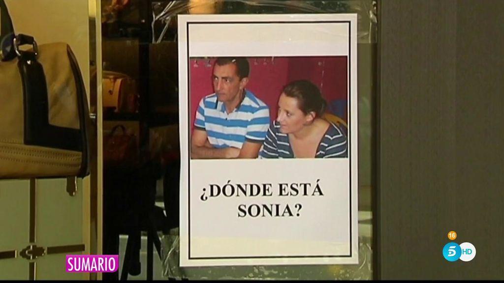 Sonia Iglesias, desaparecida