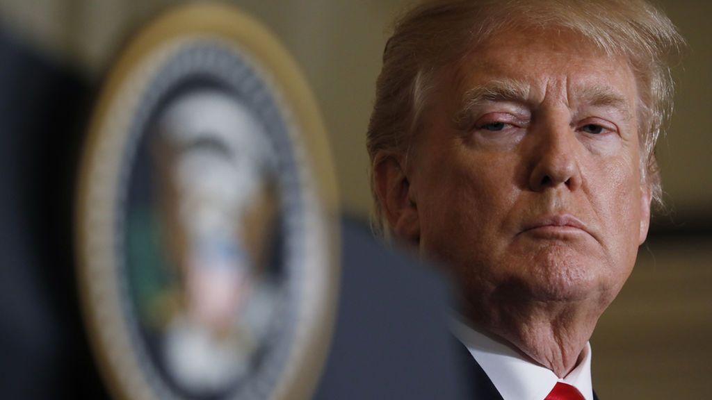 """Trump amenaza con pasar a la """"fase dos"""" si no funcionan las sanciones contra Corea del Norte"""