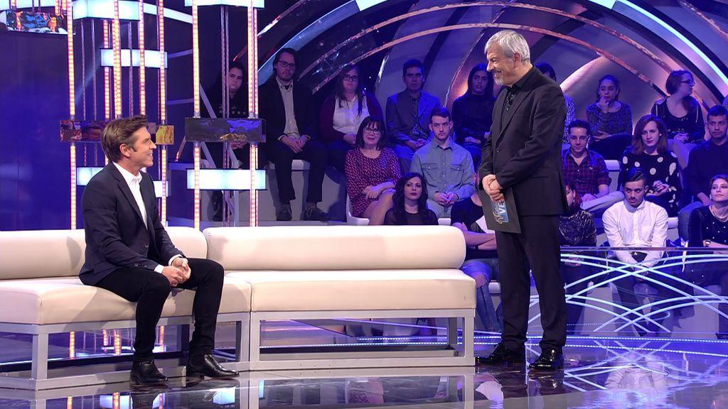 """Manuel Díaz 'El Cordobés': """"Ya me sale de forma natural llamar 'hermano' a Julio, me siento orgulloso de eso"""""""