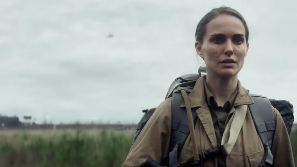 Natalie Portman se arriesga a la 'Aniquilación' para salvar la vida de su marido