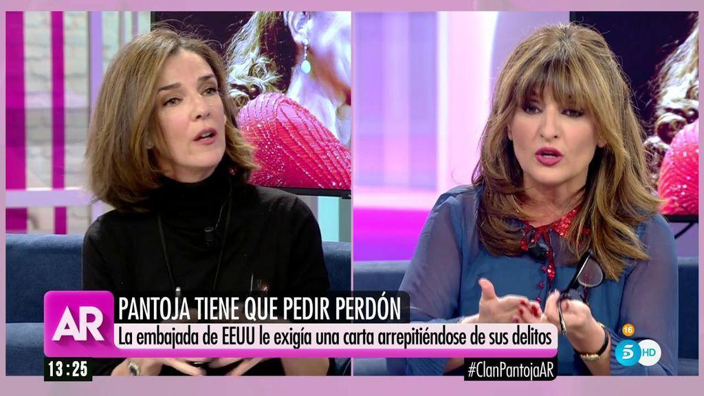 Isabel Cortázar y Paloma García Pelayo