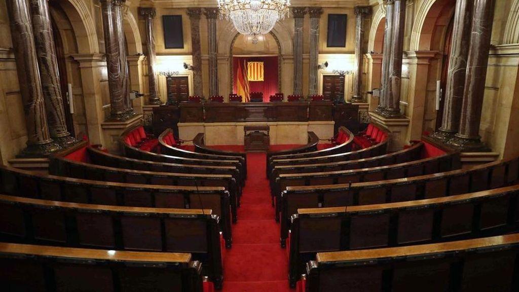 El pleno del Parlament para abordar el bloqueo institucional será el jueves a las 10h