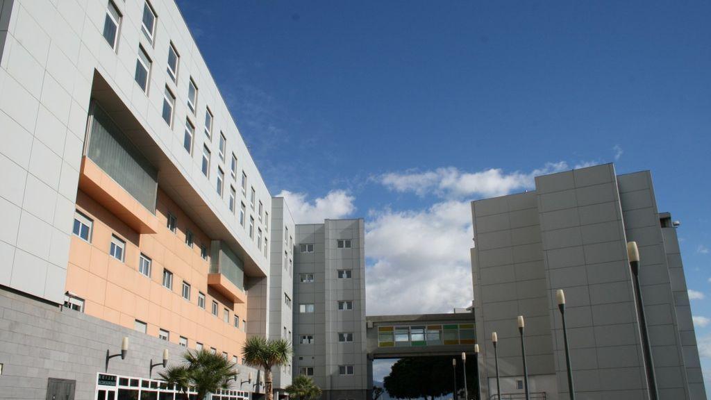 Hospital de nuestra Señora de la Candelaria