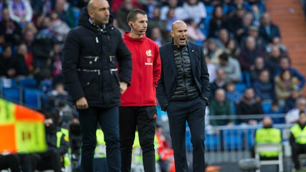 """Zidane: """"Estoy contento por el detalle de Cristiano Ronaldo a Benzema, se lo merecía"""""""
