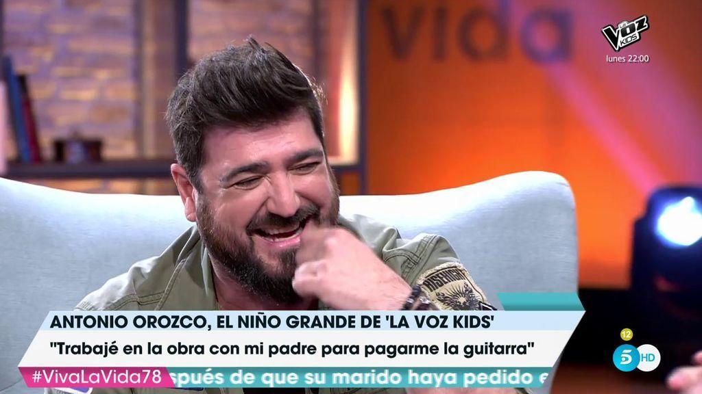 is antonio orozco gay