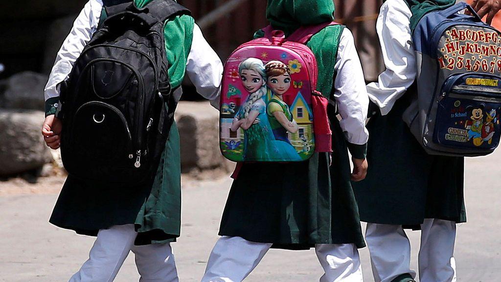 Un todoterreno fuera de control mata a nueve niños y hiere a otros 24 en la India