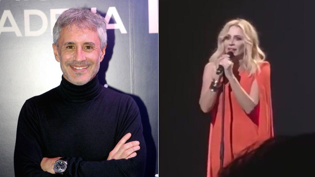 """Sergio Dalma, de Marta Sánchez: """"Con todos los respetos, se le ha ido la olla"""""""
