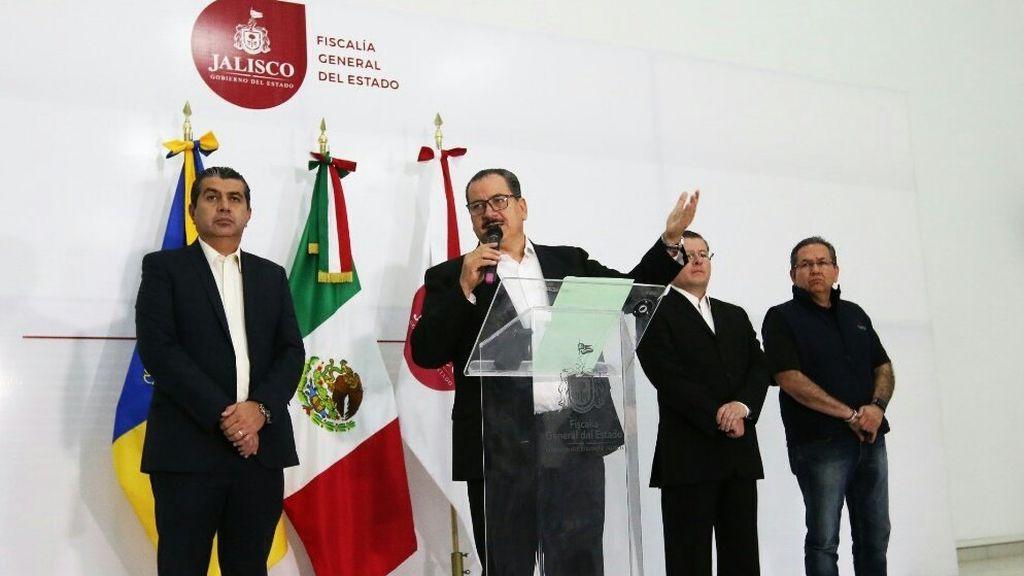 Detienen a cuatro policías en México por la desaparición de tres italianos
