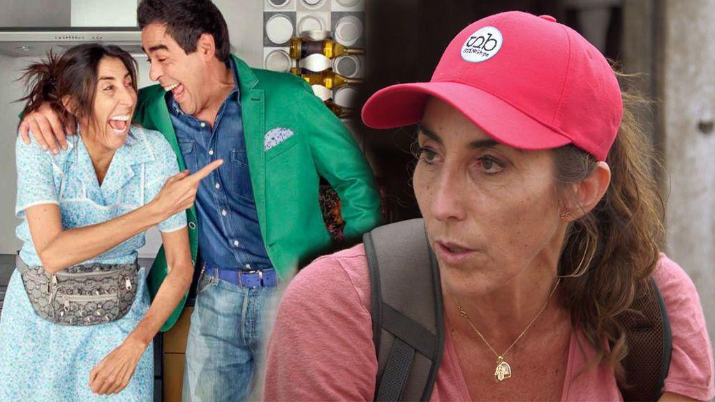 """Paz Padilla habla de 'La Chusa' ('LQSA'): """"Soy una show woman"""""""