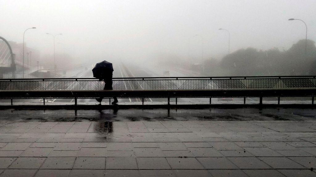 El frío, la nieve, el viento y el fuerte oleaje ponen en alerta a 22 provincias