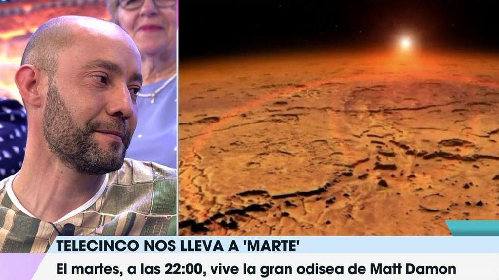 Conoce a Ángel Jané, el primer candidato español para viajar a Marte sin retorno