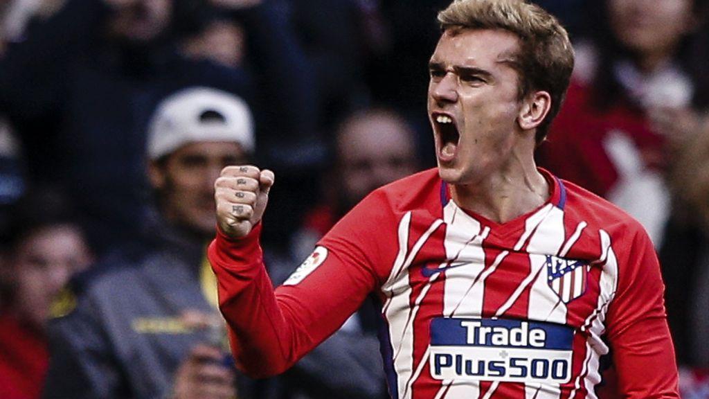 El Atlético de Madrid arrasa al Sevilla y presenta su lucha por la Liga (2-5)