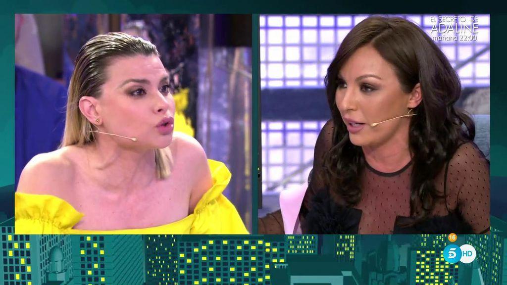 El enfrentamiento entre María Lapiedra y las amantes de Gustavo en 4 momentazos