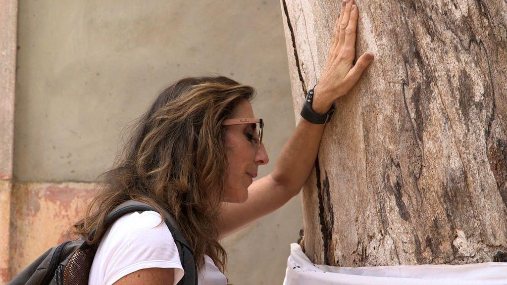 """Paz Padilla se topa con un árbol sagrado y pide un deseo: """"Quiero ser madre, aún tengo óvulos"""""""