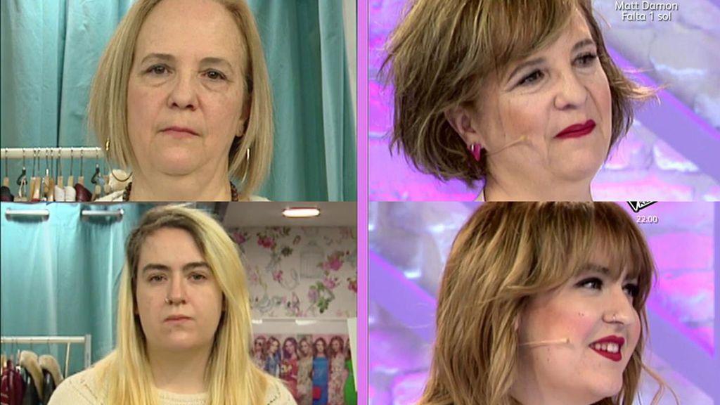 Paloma y Cristina dan un giro radical a una madre y una hija muy de Ciudadanos