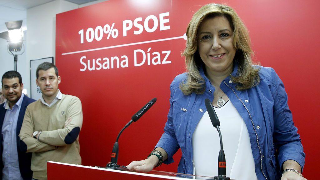 Elecciones en Andalucía: El PSOE  ganaría con 14,3 puntos de ventaja sobre Cs, segundo