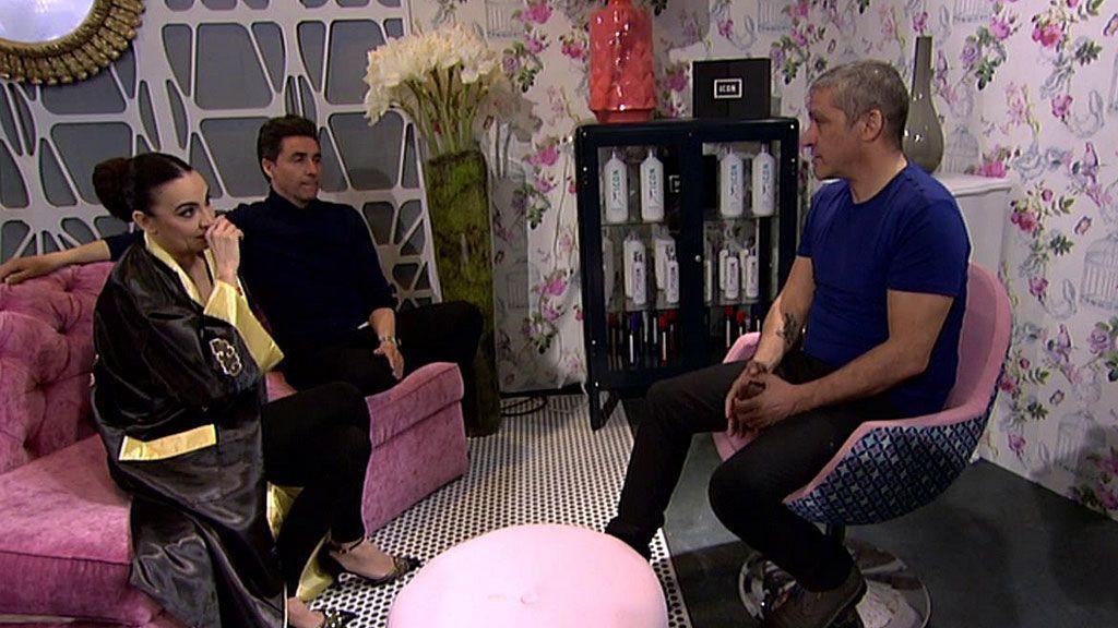 """Gustavo González emociona a Cristina Rodríguez: """"Hay cosas que me he guardado y que harían entender un poco más la historia"""""""