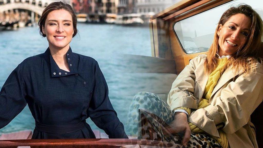 """Nagore Robles, a Sandra Barneda en Venecia: """"¿Quieres casarte conmigo?"""""""