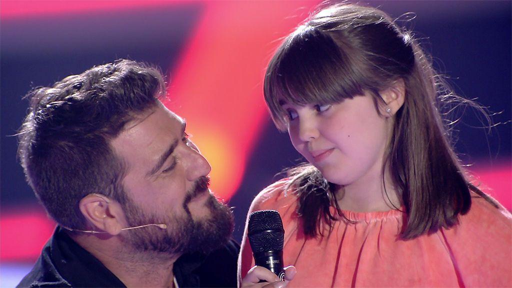 Elisa inventa una nueva forma de elegir a su coach: ¡cantando una de sus canciones!