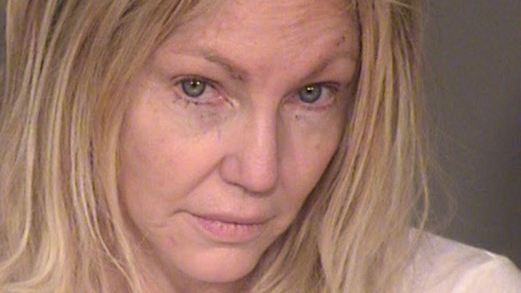 Detienen a la actriz Heather Locklear por violencia doméstica