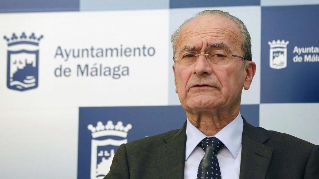 Con 75 años, de la Torre anuncia que volverá a repetir como candidato del PP a la Alcaldía de Málaga