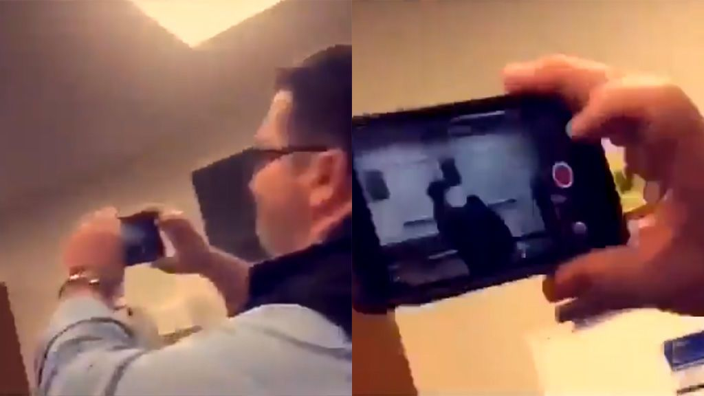 Suspende a un profesor por grabar una palea entre alumnos de instituto