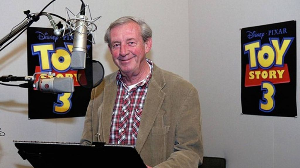 Muere Bud Luckey, creador de Woody en Toy Story