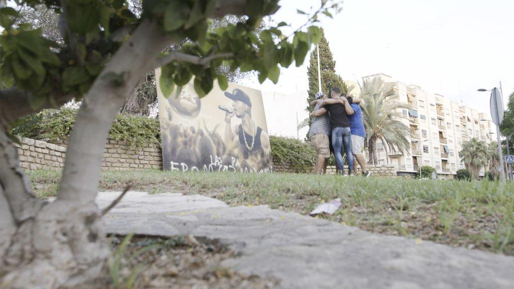 Imágenes de la última entrega de 'Los reyes del barrio'.