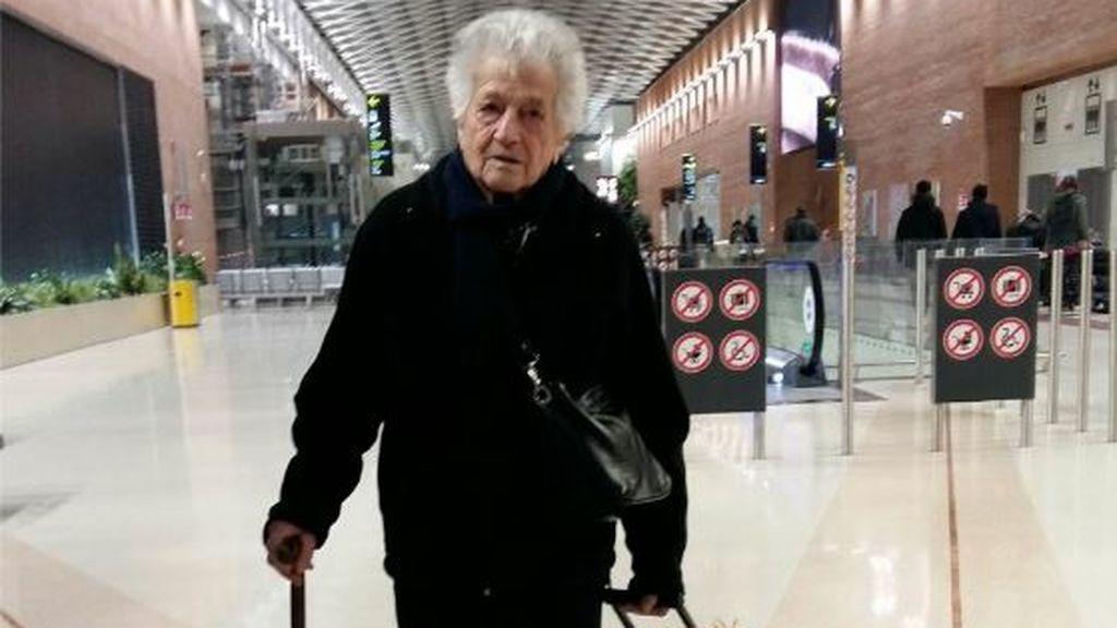 Irma, la abuela italiana de 93 años que se ha ido a Kenia para trabajar de voluntaria