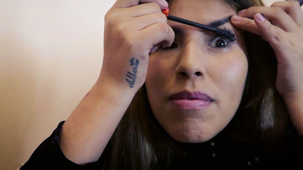 Alberto pone la voz a mi tutorial de maquillaje (2/2)