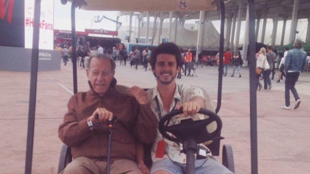 Ha muerto Joan Ordaz, el abuelo de 100 años que iba al Primavera Sound