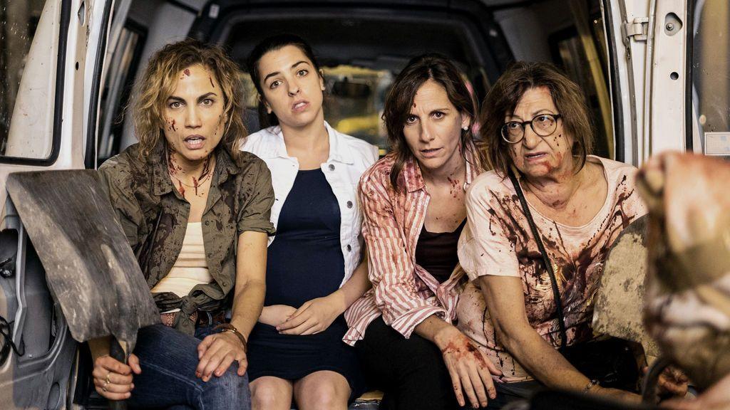 Toni Acosta, Malena Alterio, Nuria Herrero y Mamen García protagonizarán 'Señoras del (h)AMPA', la nueva serie de Telecinco