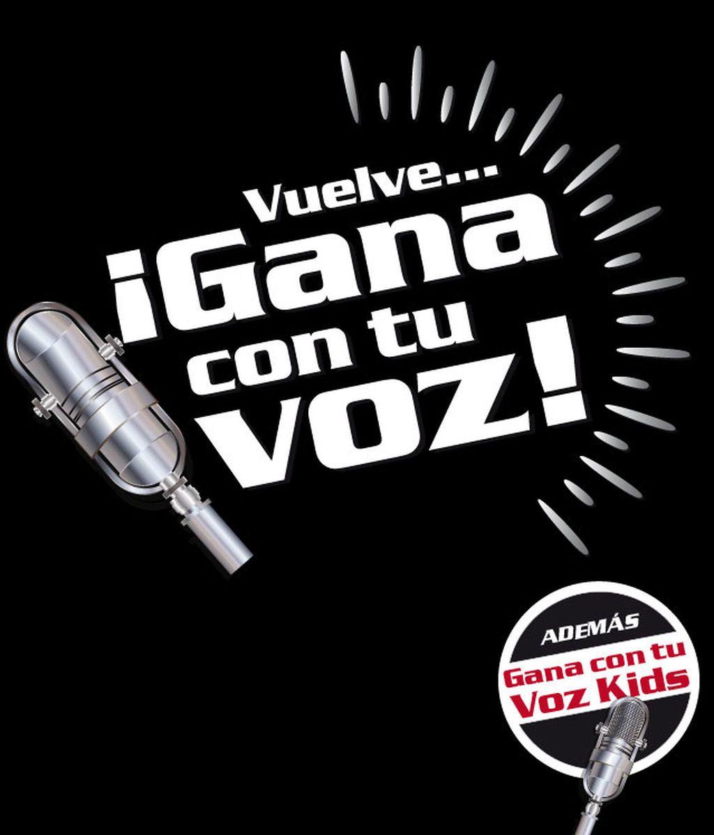'Gana con tu voz'
