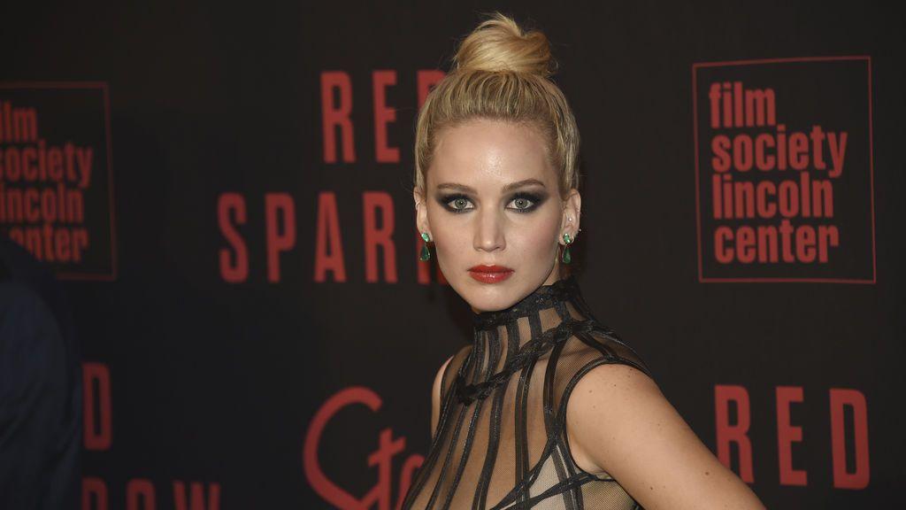 "Jennifer Lawrence asegura que quiere ver a Harvey Weinstein en la cárcel"""