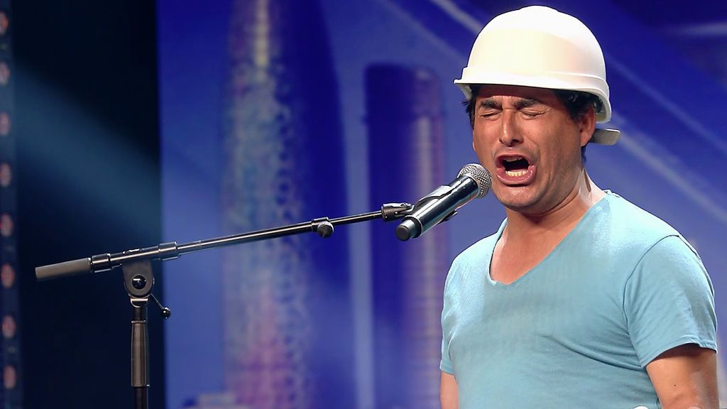 Acrobacias, música y magia en la primera semifinal de 'Got talent España'