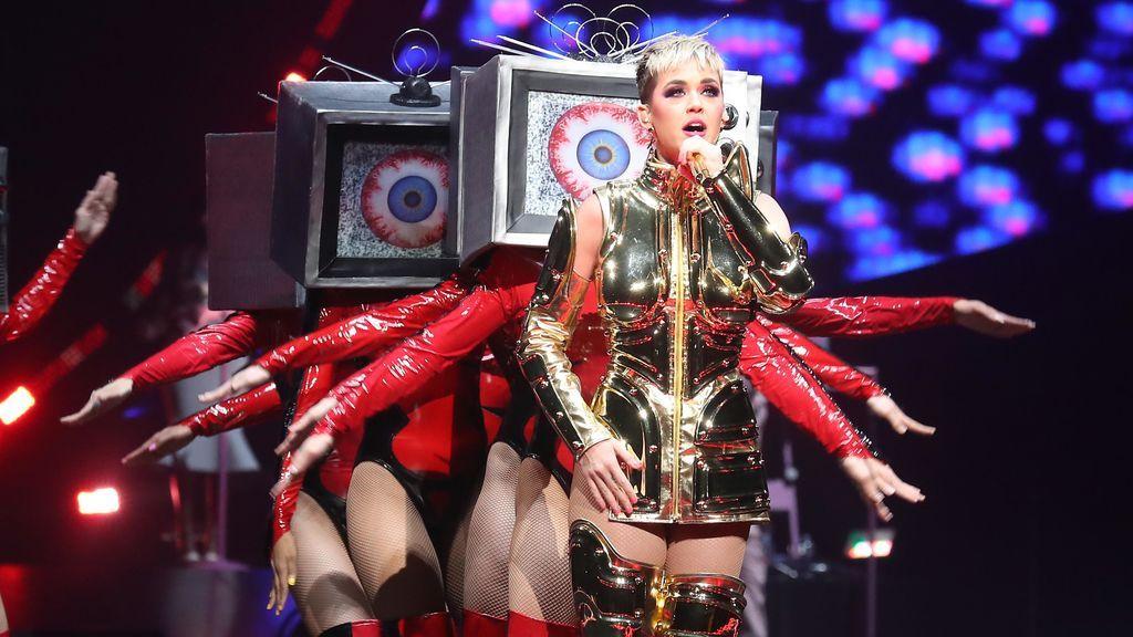 Katy Perry actuará en Barcelona el  28 de junio con 'Witness The Tour' en su único concierto en España