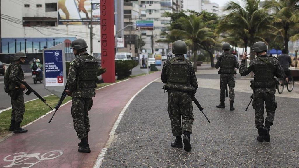 Uno de cada cinco policías brasileños es corrupto